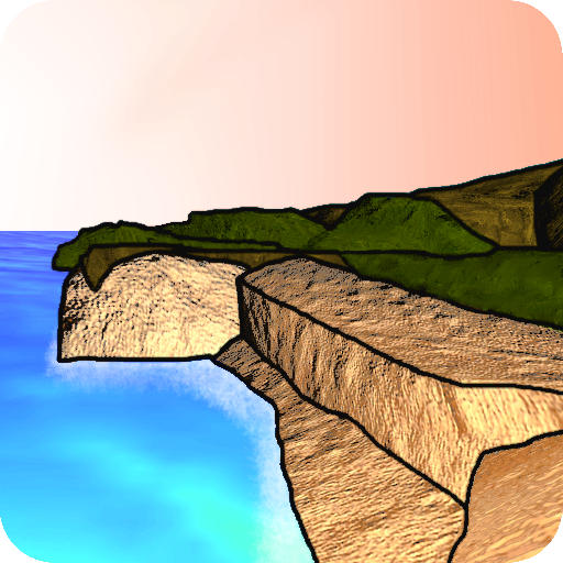 Coogee Rocks Icon