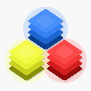 Explore Colours Icon
